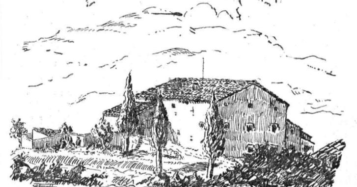 La tradici de catalunya la detenci dels tradicionalistes d 39 olesa de montserrat a can tobella - Tiempo olesa de montserrat ...