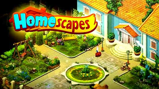 Homescapes MOD (Unlimited) APK Download For Android