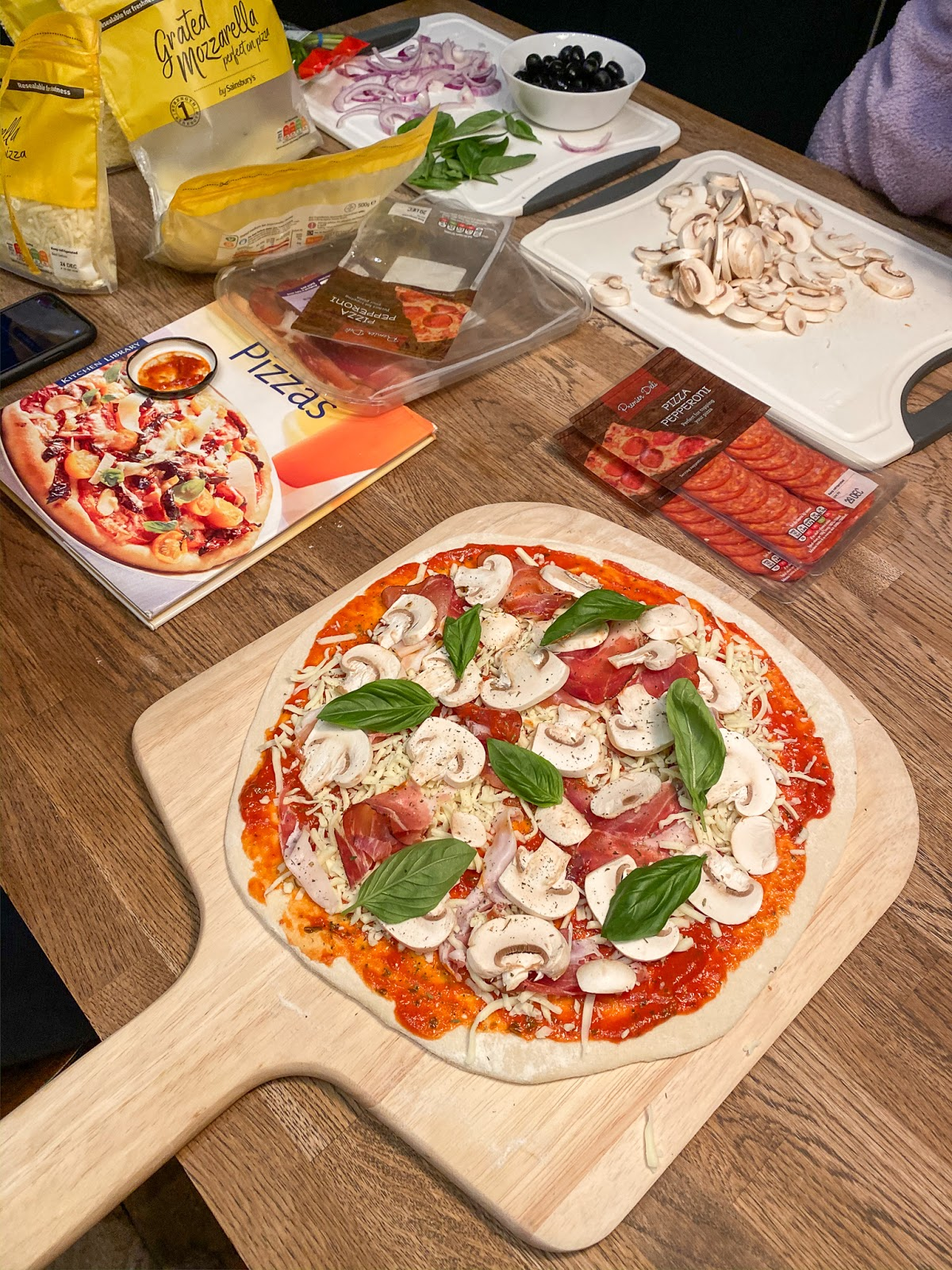 pizza-ingredients-recipes