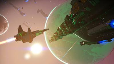 No Man's Sky Atlas Rises PC Game Free Download