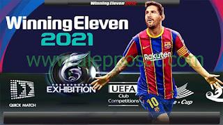 تحميل لعبة ويننج اليفين WE 2020 من ميديا فاير برابط مباشر