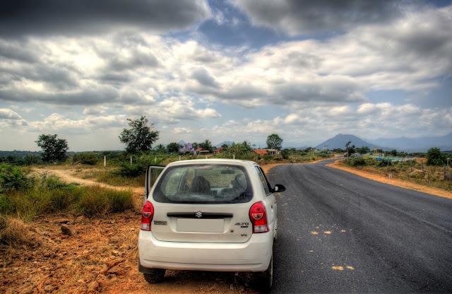 Ooty highway