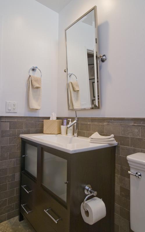Love This Vessel Sink Natural Interior Design
