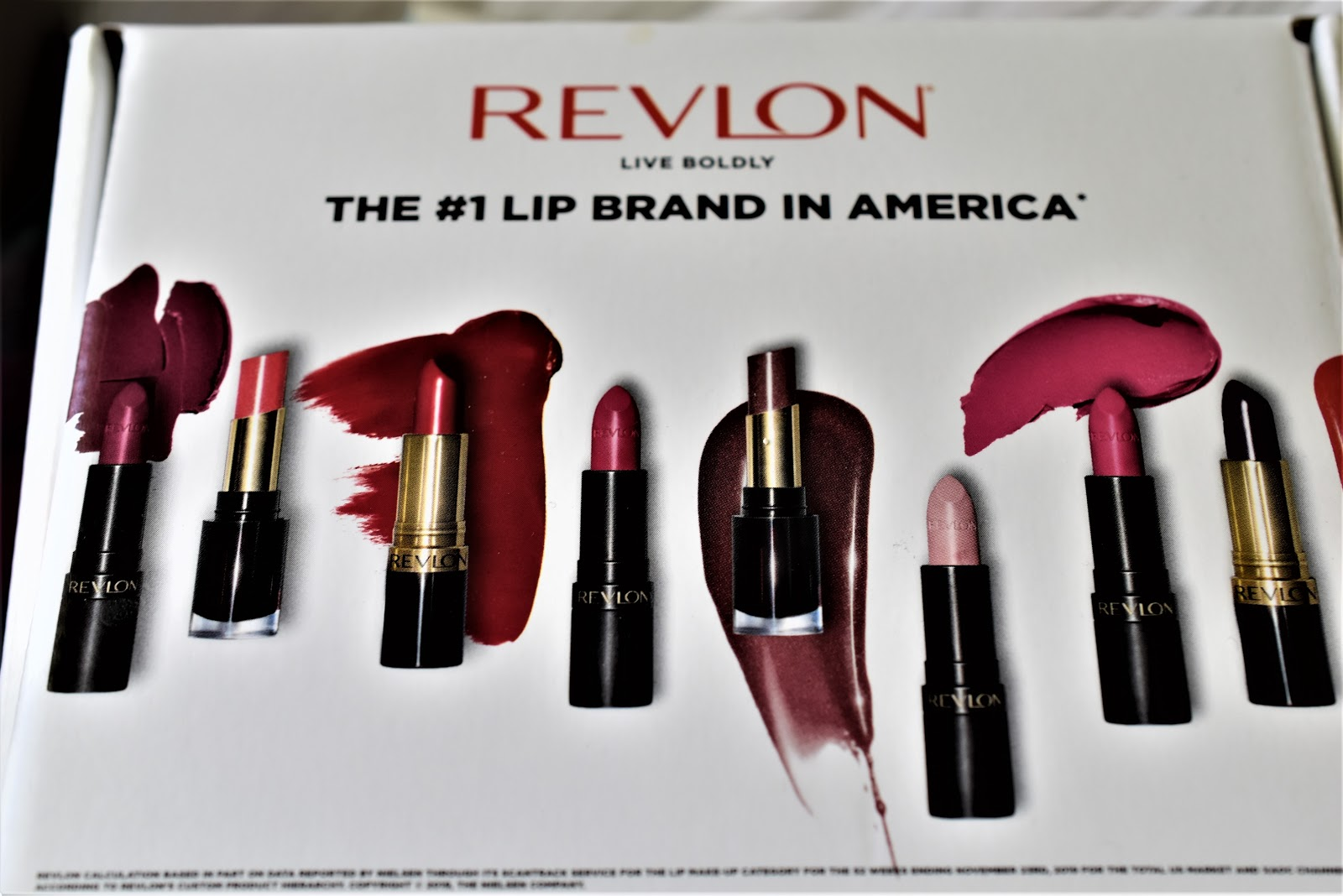 Celebrate National Lipstick Day with The #1 Lip Brand in America: REVLON