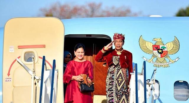 Bertolak ke NTT, Jokowi Tinjau Tambak Garam dan Bagikan Sertifikat Tanah