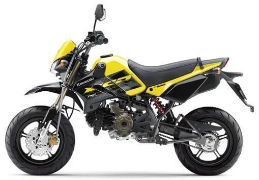 Spesifikasi Kawasaki KSR Pro