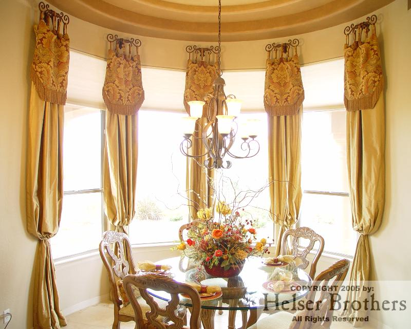 Custom Drapery Panels Curtains Valances And Other Things Window