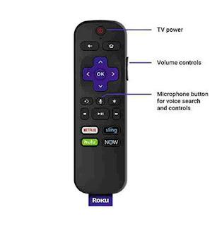 portabale voice remote buy online