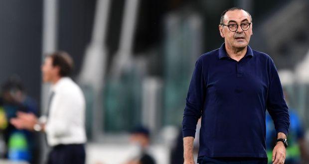Juventus Sack Head Coach, Maurizio Sarri After Champions League Exit