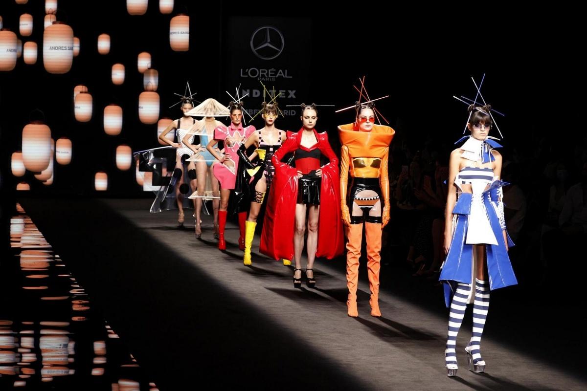 Mercedes Benz Fashion Week Madrid 2021