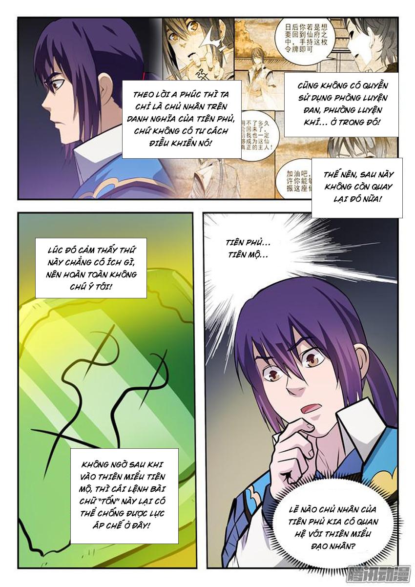 Bách Luyện Thành Thần chap 201 - Trang 6