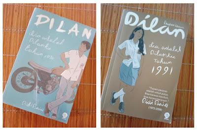Dilan, Karya Pidi Baiq