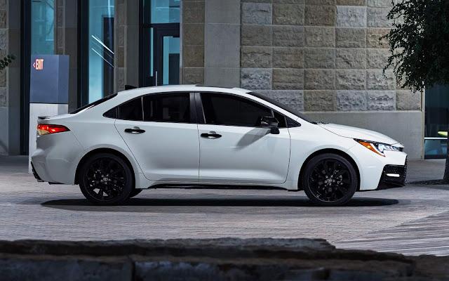 Toyota Corolla 2020 ganha versão Nightshade nos EUA
