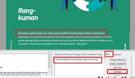cara mengedit pdf menggunakan software pdf edit