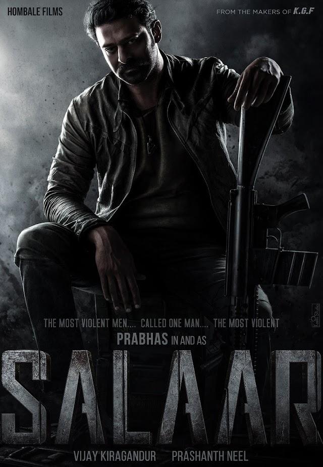 Salaar: Upcoming Movie Of Prabhas
