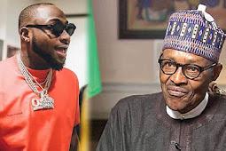 """Game Over, Step Down"" – Davido Tells President Buhari To Resign"