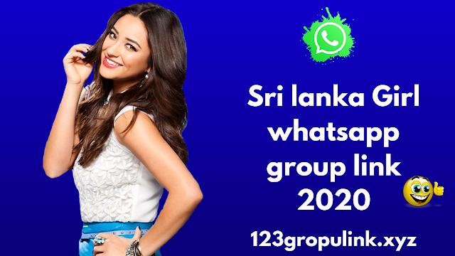 Join 300+ sri lanka girl whatsapp group link