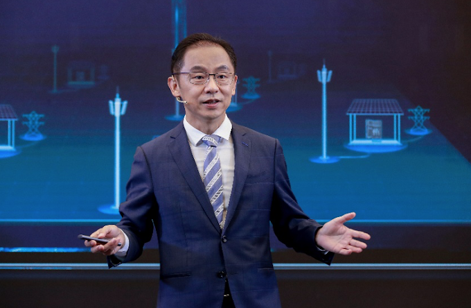 Huawei's Ryan Ding: Green 5G Networks for a Low-Carbon Future