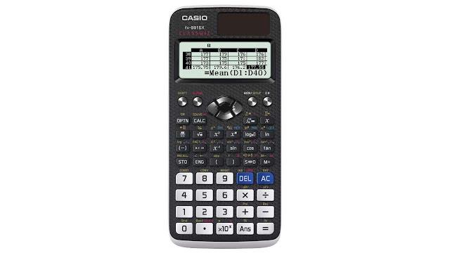 Casio FX-991EX Engineering Calculator