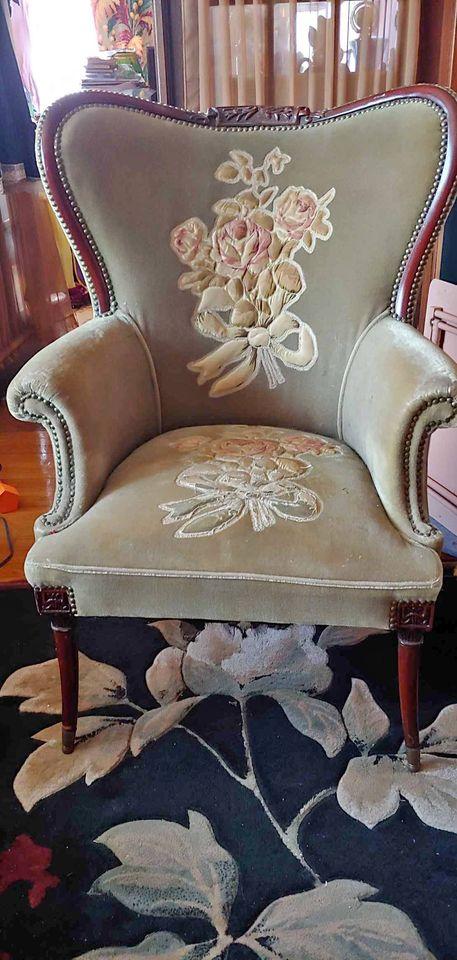 boston area vintage chair