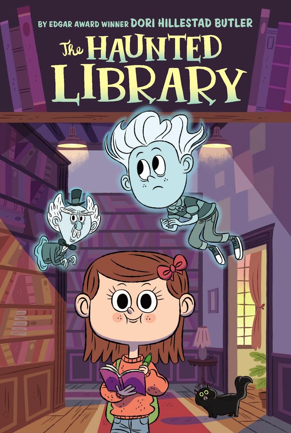 The Haunted Bookshop, LLC