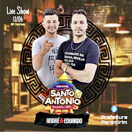 Live: André & Eduardo