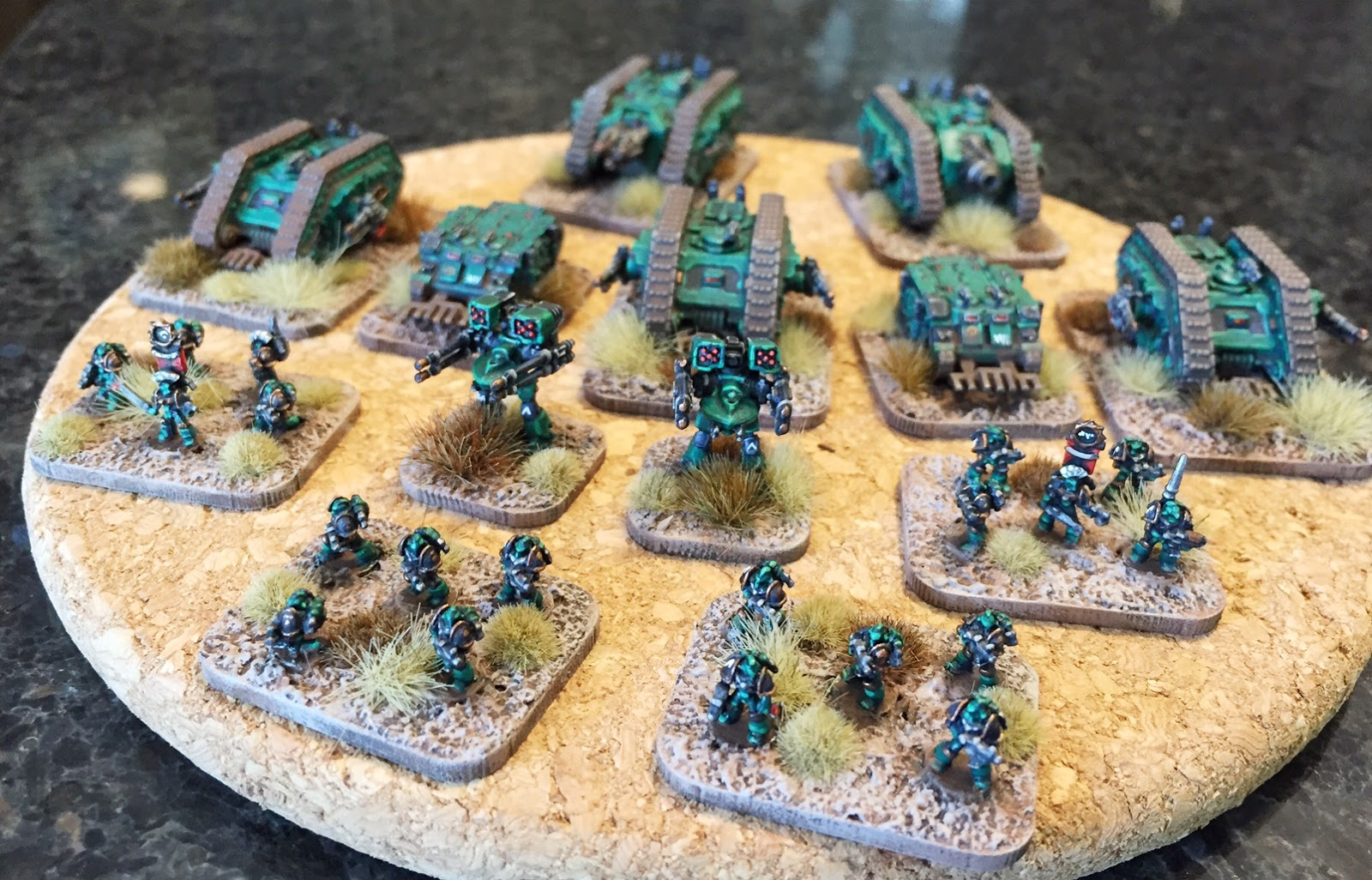Fawcett Avenue Conscripts: Epic 30k - Reinforcements for Horus