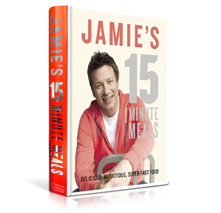 Jamies 15 Minute Meals Ebook