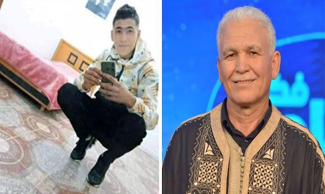 وفاة إبن الفنّان الشّعبي فتحي البصلي