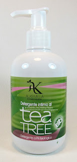 Alkemilla - Detergente intimo al Tea Tree - packaging