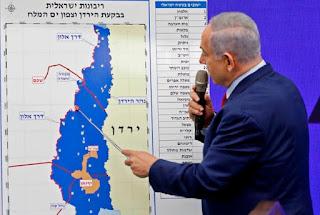 Israel Ingin Mencaplok Tepi Barat Palestina