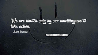 Your Limitations Quote by Steven Redhead