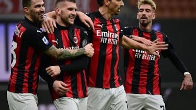 AC Milan, Manchester City, Atletico Madrid dan Lille Kokoh di Puncak Klasemen