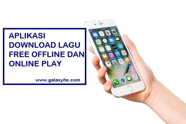 7 Aplikasi Download Lagu Gratis
