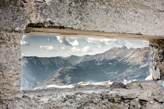 MTB Mountainbike Tour Frankreich / Italien - Colle di Tenda Teil II