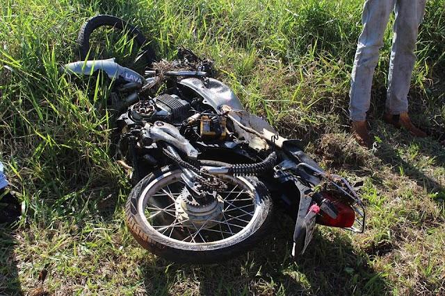 Mais um motociclista envolvido no acidente de Luiziana vai a óbito
