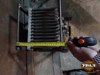 Размеры газового обогревателя для гаража