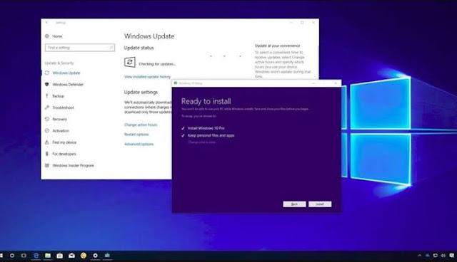 Panduan Lengkap Cara Update Windows 10