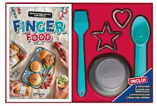 livro de culinária para criança