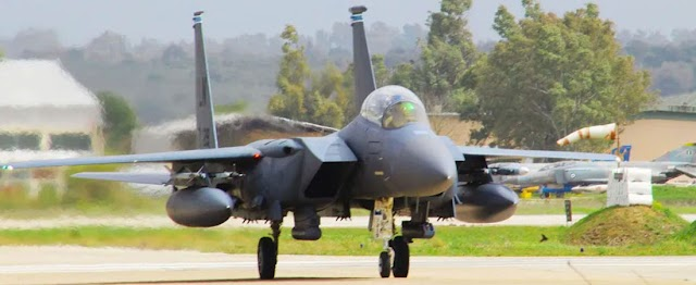 Στη Σούδα τα F-15 της Σαουδικής Αραβίας το Σάββατο: Έμπρακτη ανταπόδοση φιλίας του αραβικού κόσμου…