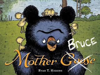 picture book Mother Bruce by Ryan Higgins book cover