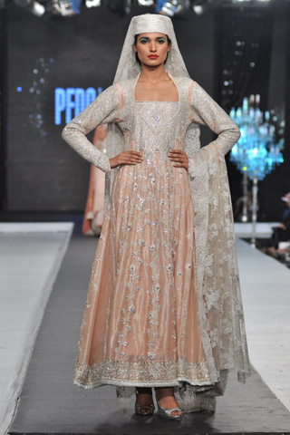 ea552ae843 If you're a more traditional bride but don't want to give up the  bling-bling, this is the collection for you. Covered up yet still  glamourous! Fahad Hussayn ...