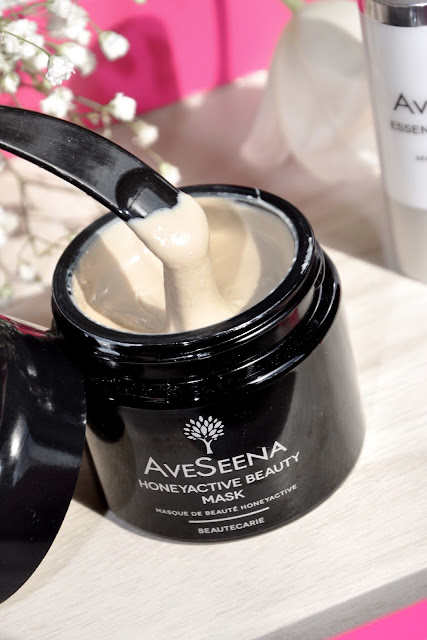 AveSeena Honeyactive Beauty Mask