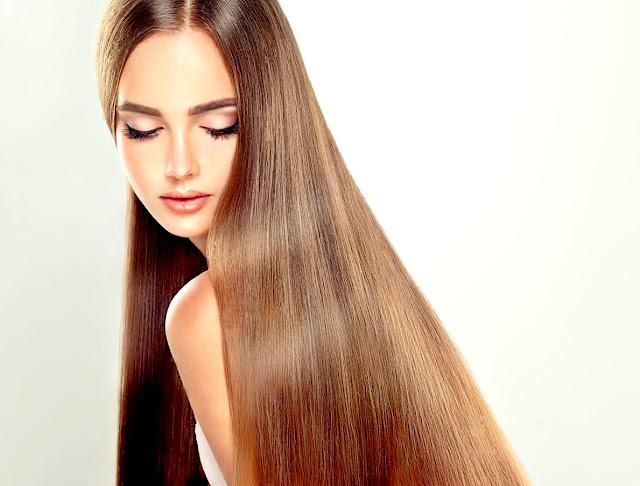 الشعر-نصائح ووصفات للحصول على شعر طويل Long hair