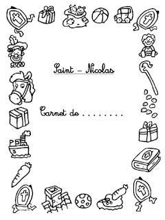 Carnet sur Saint - Nicolas