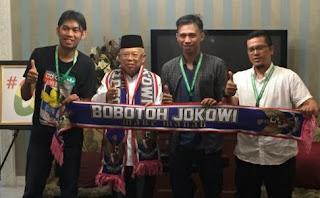 Viking Persib Dukung Jokowi, Ini Reaksi Bobotoh