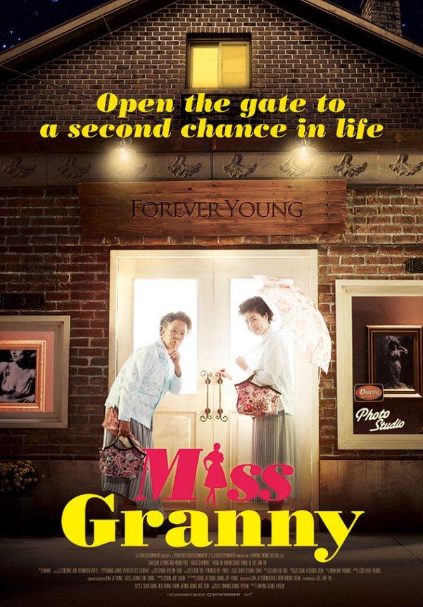 Sinopsis Miss Granny / Suspicious Woman (2014) - Film Korea