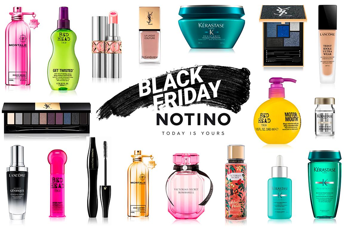 Notino Black Friday Ukraine 2019