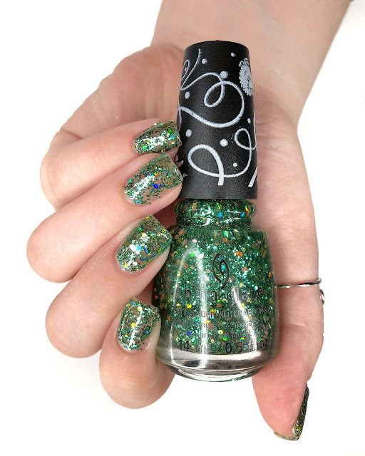 China Glaze A GROUCHY NEW YEAR 25 Sweetpeas