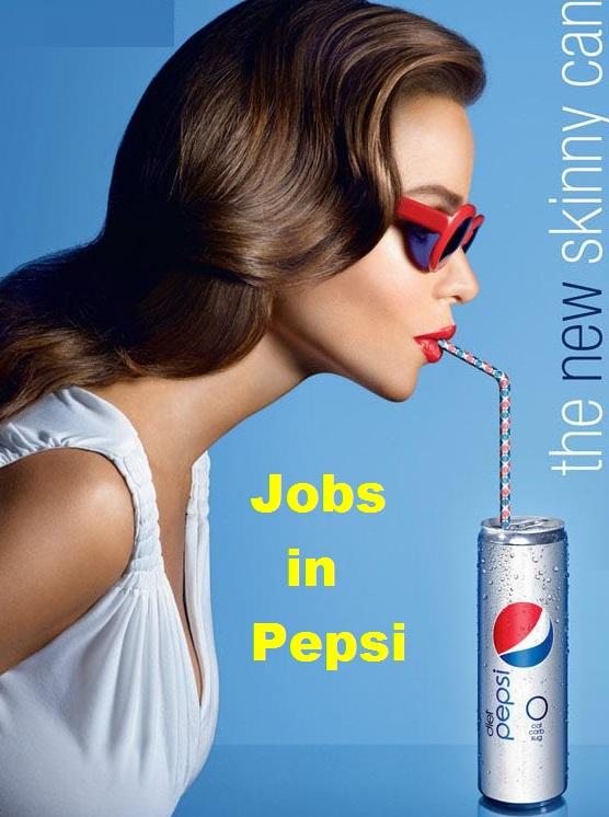 Pepsi Jobs Latest 2021 Latest